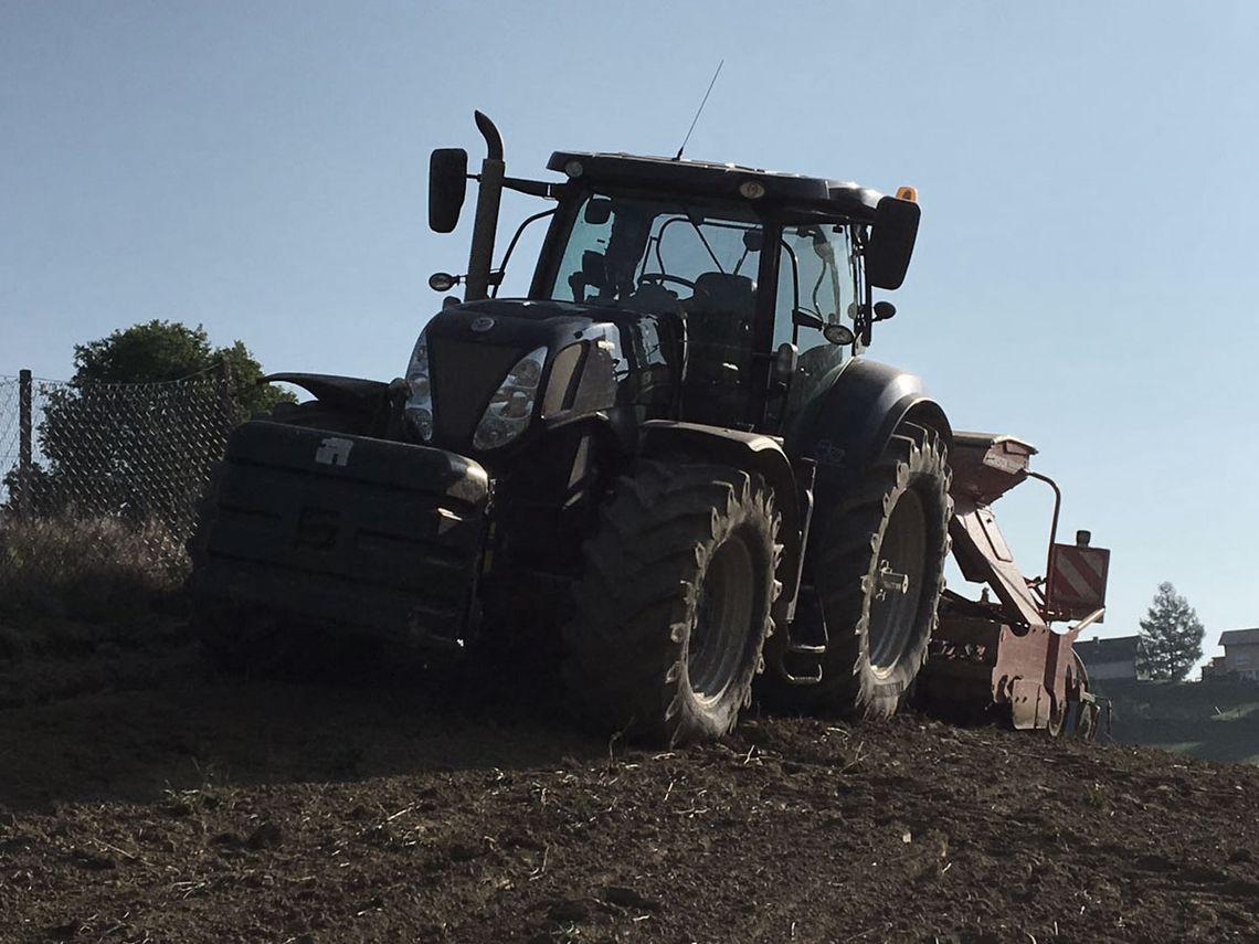 Lohnarbeiten im Burgenland