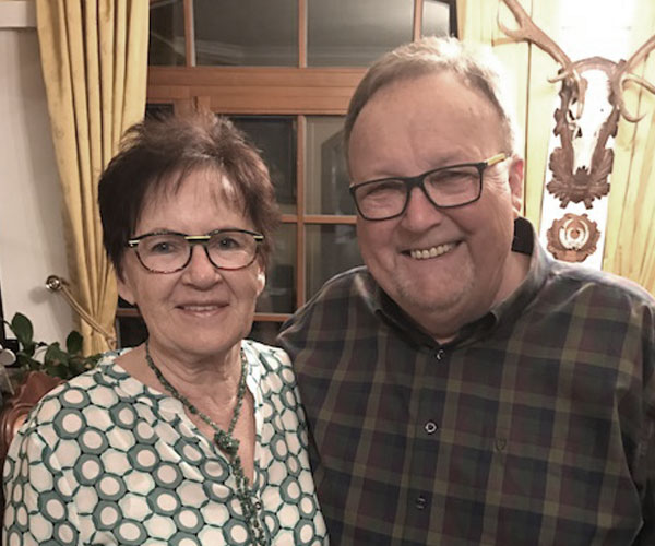 Bild von Doris Kollar-Lackners Eltern