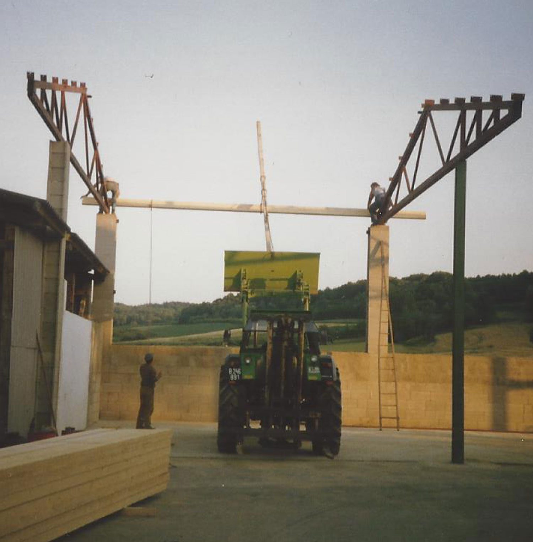 Hallenbau Betrieb Kollar-Lackner